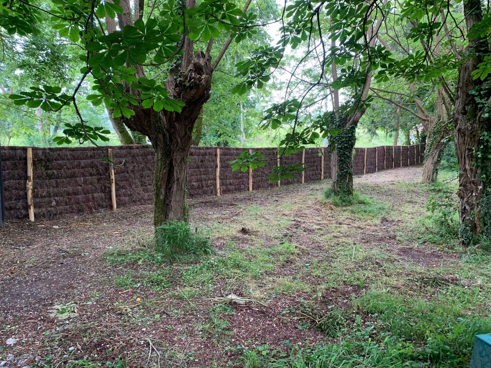 Comment Cloturer Son Jardin comment amenager son jardin en ville en brande de bruyere